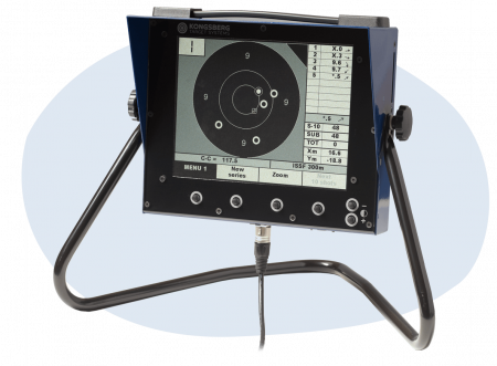 Firing line monitor - NSM2